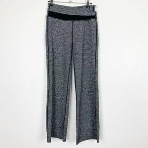 Lululemon Heather Gray Astro Yoga Pants Women's 6